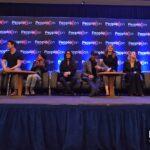 Lochlyn Munro, Casey Cott, Vanessa Morgan, Marisol Nichols, Skeet Ulrich, Mädchen Amick, Lili Reinhart & Cole Sprouse - Rivercon - Convention Riverdale
