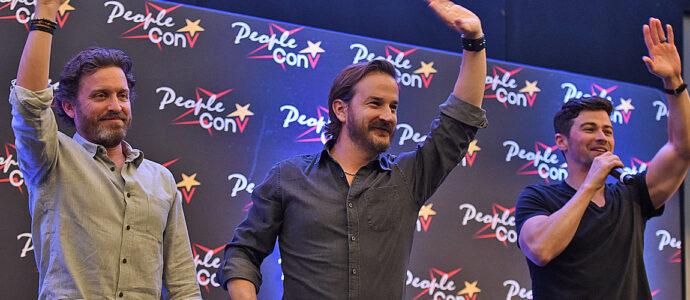 Supernatural : les acteurs seront de retour à Paris en 2018 pour la DarkLight Con 2