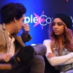 Cole Sprouse & Vanessa Morgan - RIVERCON - Convention Riverdale
