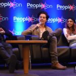 Skeet Ulrich, Cole Sprouse & Vanessa Morgan - RIVERCON - Convention Riverdale