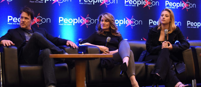 Riverdale : les Cooper répondent aux fans durant la RiverCon