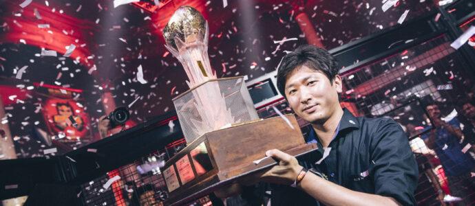 Street Fighter V : victoire de Nemo au Red Bull Kumite 2017