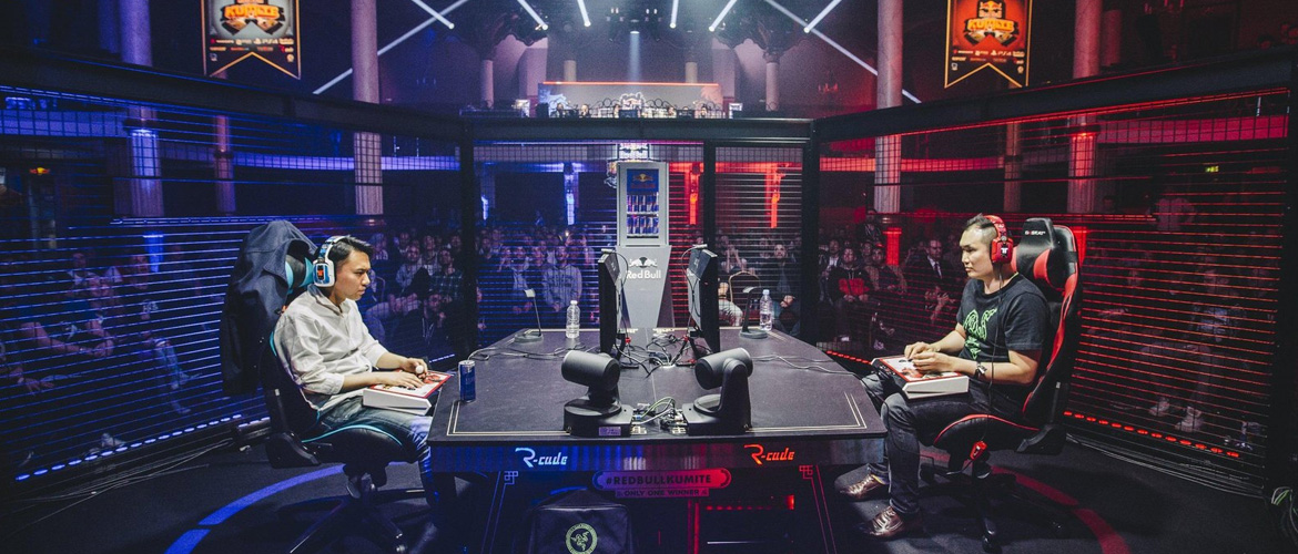 Street Fighter V : rendez-vous ce week-end au Red Bull Kumite !