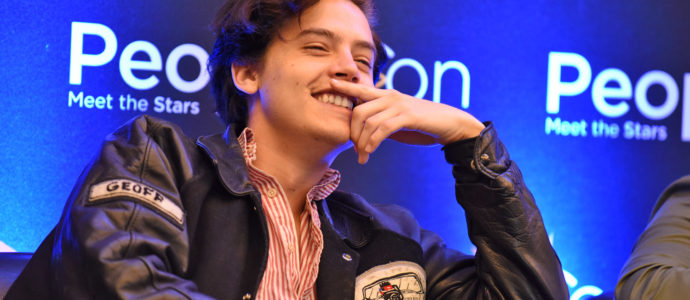 Cole Sprouse - Rivercon - Convention Riverdale