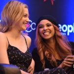 Lili Reinhart & Vanessa Morgan - Rivercon - Convention Riverdale