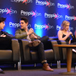 Cole Sprouse, Casey Cott, Lili Reinhart & Vanessa Morgan - Rivercon - Convention Riverdale