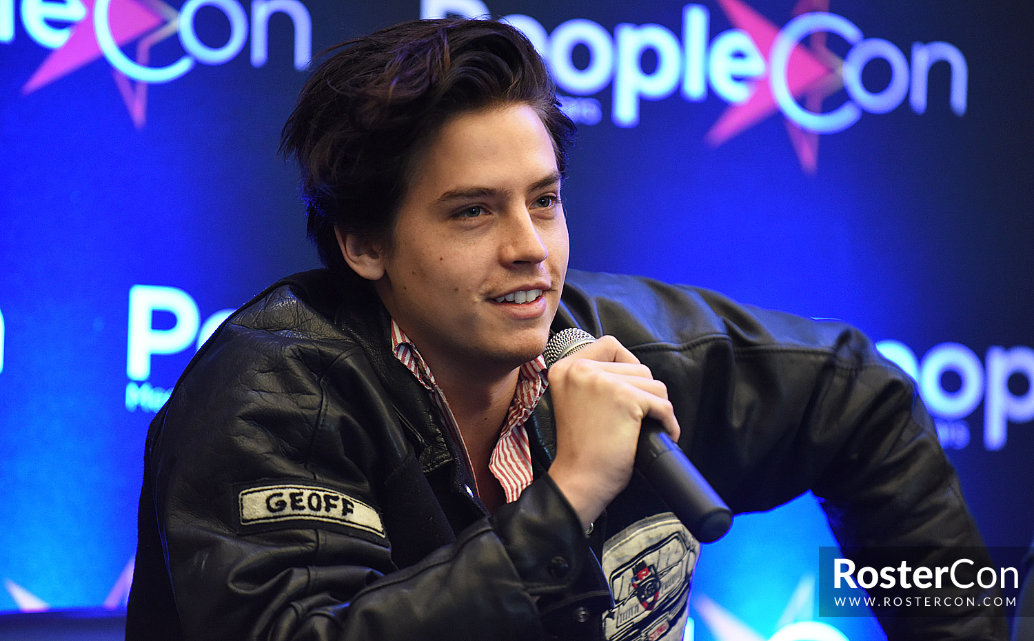 Cole sprouse roster con kristyandbryce Choice Image