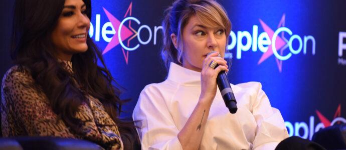 Marisol Nichols & Mädchen Amick - RIVERCON - Convention Riverdale