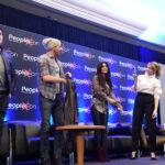 Lochlyn Munro, Skeet Ulrich, Marisol Nichols & Mädchen Amick - RIVERCON - Convention Riverdale