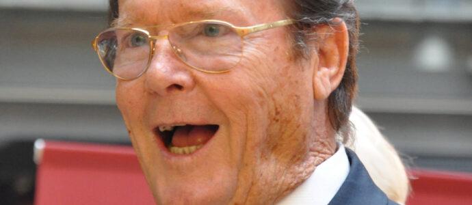 Décès de Roger Moore (James Bond, Le Saint) à l'âge de 89 ans