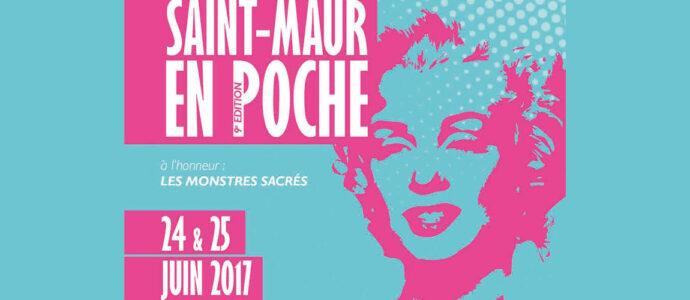 Des monstres sacrés au Festival Saint-Maur en Poche
