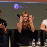 Panel Alberto Rosende, Dominic Sherwood & Katherine McNamara - Shadowhunters - The Hunters of Shadow 2