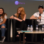 Panel Alberto Rosende, Dominic Sherwood & Katherine McNamara – Shadowhunters – The Hunters of Shadow 2