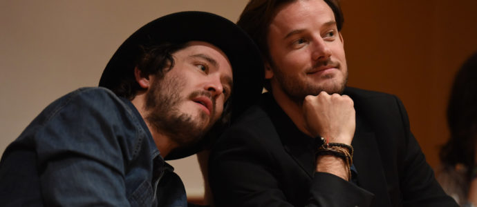 Alexander Vlahos & Evan Williams – Versailles – Me & My Idols
