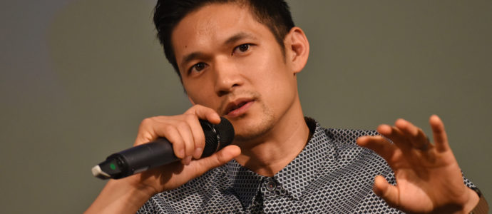 Harry Shum Jr is going to The Hunters of Shadow.be convention