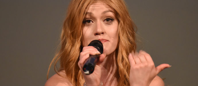 Panel Jade Hassouné & Katherine McNamara – Shadowhunters – The Hunters of Shadow 2