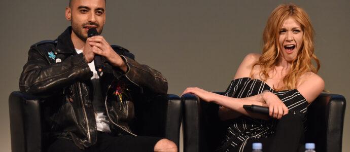 Panel Jade Hassouné & Katherine McNamara – Shadowhunters – The Hunters of Shadow 2