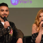 Panel Jade Hassouné & Katherine McNamara - Shadowhunters - The Hunters of Shadow 2