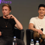 Panel Will Tudor & Harry Shum Jr - The Hunters of Shadow 2 - Shadowhunters