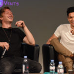 Panel Will Tudor & Harry Shum Jr – The Hunters of Shadow 2 – Shadowhunters