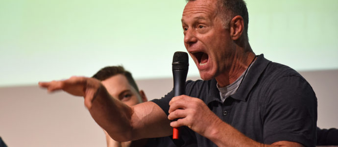 Q&A Jason Beghe – Chicago PD – Don't Mess With Chicago 2