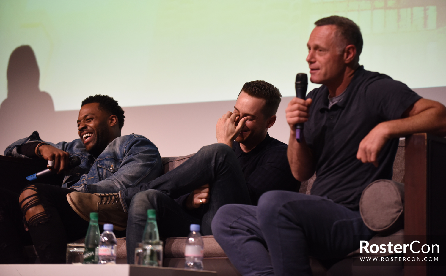 Q&A LaRoyce Hawkins, Jesse Lee Soffer & Jason Beghe – Chicago PD – Don'