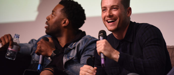 Q&A LaRoyce Hawkins & Jesse Lee Soffer – Chicago PD – Don't Mess With Chicago 2