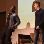 Q&A LaRoyce Hawkins & Jesse Lee Soffer - Chicago PD - Don't Mess With Chicago 2