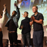 Q&A Patrick John Flueger, LaRoyce Hawkins, Jesse Lee Soffer, Jason Beghe & Marina Squerciati – Chicago PD – Don't Mess With Chicago 2