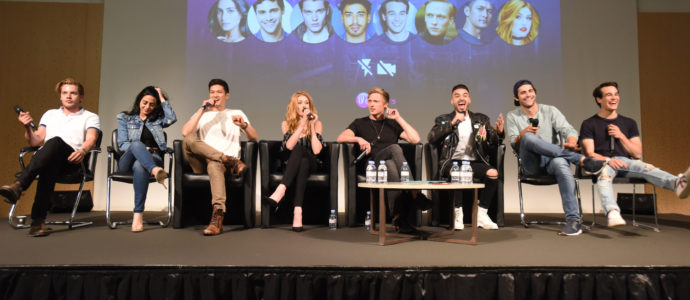 Shadowhunters : the cast will be back in Paris in 2019
