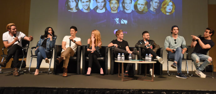 Cast Shadowhunters – The Hunters of Shadow 2