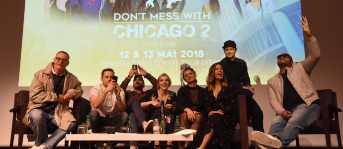 Closing Ceremony - Sunday - Don't Mess With Chicago 2