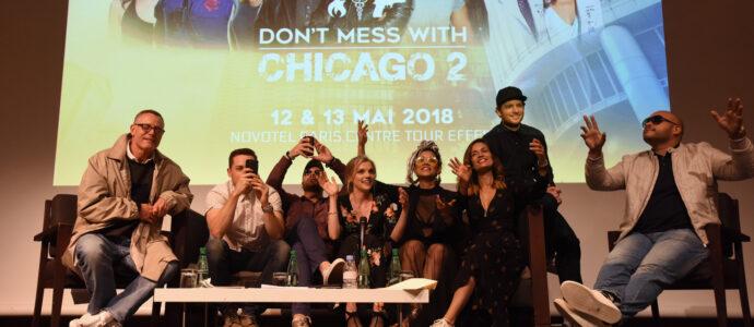 Cérémonie de clôture - Dimanche - Don't Mess With Chicago 2