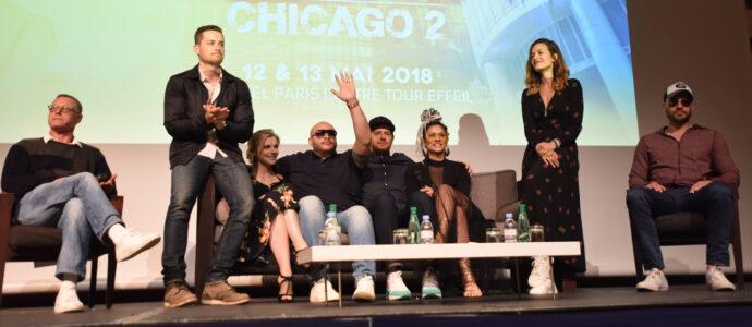 Cérémonie d'ouverture – Dimanche – Don't Mess With Chicago 2