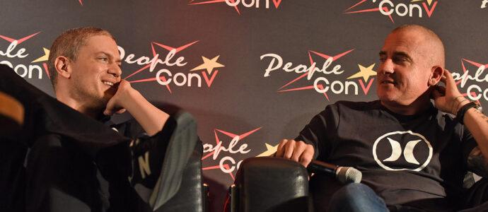 Super Heroes Con 3 : questions-réponses avec Dominic Purcell et Wentworth Miller