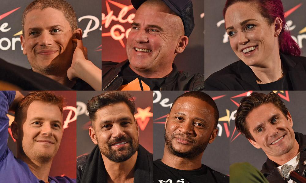 Journal de bord : la Super Heroes Con 3, convention Arrow, The Flash, Legends of Tomorrow