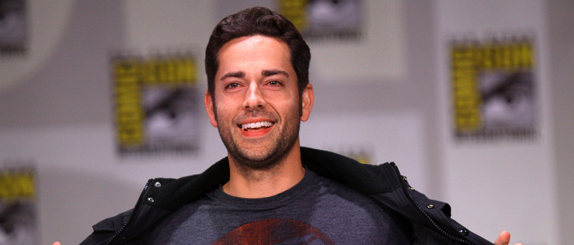 Psych - The Movie : Zachary Levi au casting du film événement