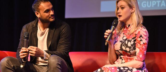 Arjun Gupta & Olivia Taylor Dudley - Paris Manga & Sci-Fi Show