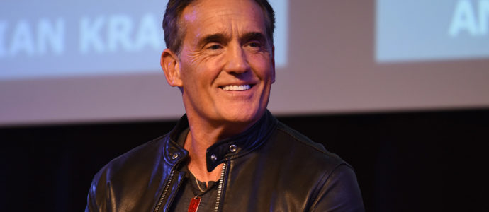 John Wesley Shipp (The Flash) en passage éclair à Paris