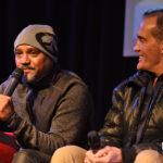 Seth Gilliam & John Wesley Shipp - Paris Manga & Sci-Fi Show