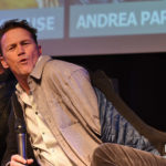 Andrea Parker & Brian Krause - Paris Manga & Sci-Fi Show