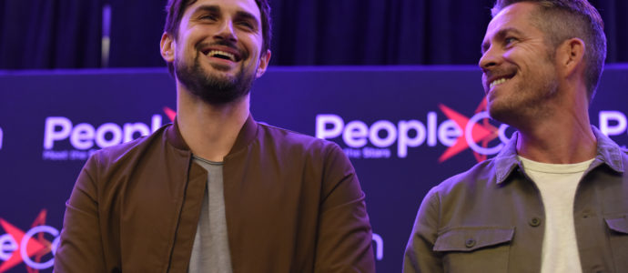 Andrew J. West & Sean Maguire – Once Upon A Time – The Happy Ending Convention 2