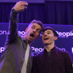 Sean Maguire & Jared S. Gilmore – Once Upon A Time – The Happy Ending Convention 2