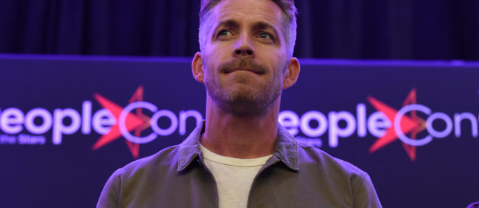 Sean Maguire - Once Upon A Time - The Happy Ending Convention 2