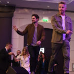 Sean Maguire & Andrew J. West – Once Upon A Time – The Happy Ending Convention 2