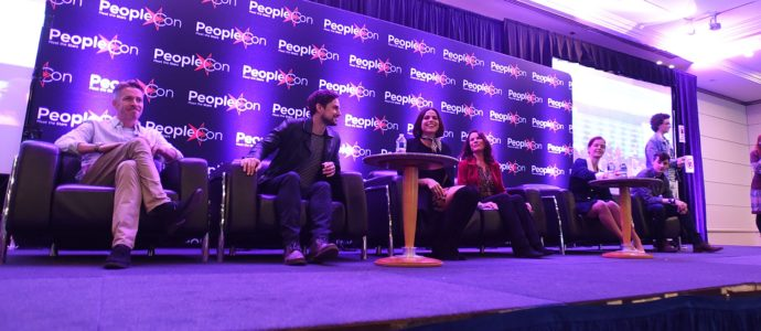 The Happy Ending Convention 2 - Cast Once Upon A Time
