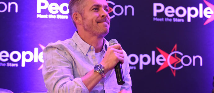 Sean Maguire - The Happy Ending Convention 2 - Once Upon A Time