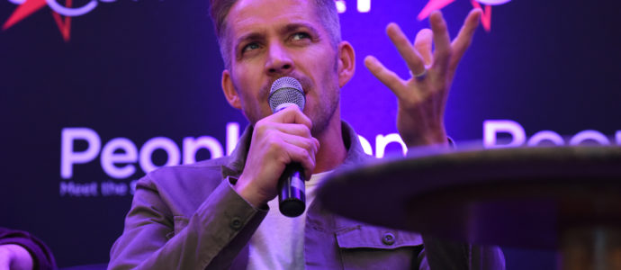 Sean Maguire – Once Upon A Time – The Happy Ending Convention 2