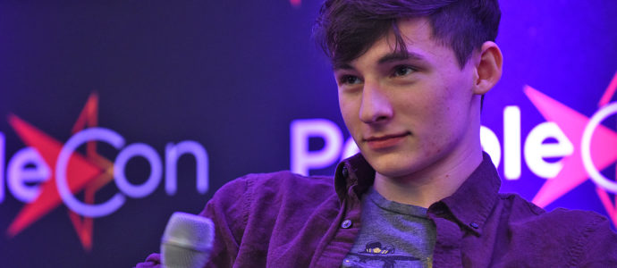 Jared S. Gilmore - Once Upon A Time - The Happy Ending Convention 2