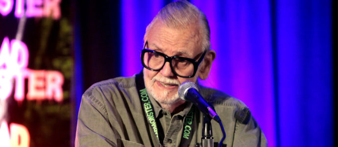 Mort de George Romero, l'un des maîtres des films de zombies